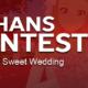 Contest #02 – Sweet Sweet Wedding